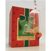 Hallmark Keepsake Ornament 1984 Bell Ringer Squirrel - #QX4431-SDB