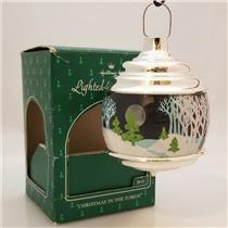 Hallmark Keepsake Ornament 1984 Christmas in the Forest - #QLX7034-DB