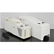 Adixen Pfeiffer ACP 40 Dry Vacuum Pump w/ NRC 28/40 Noise Reduction Cover