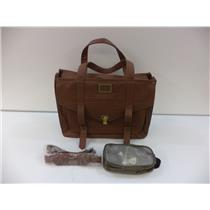 Francine Mercer Street Laptop Case Francine Women In Business Brown 15.6""