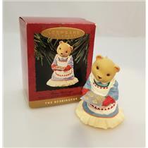Hallmark Keepsake Ornament 1993 Momma Bearinger - The Bearingers - #XPR9745