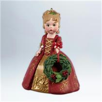 Hallmark Series Ornament 2012 Madame Alexander #17 - Colonial Christmas #QX8304