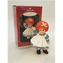 Hallmark Series Ornament 1998 Madame Alexander #3 - Mop Top Wendy - #QX6353