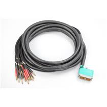17' Mogami 16 Channel 56-Pin ELCO EDAC to Male TT Snake Cable #31853