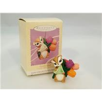 Hallmark Spring Series Ornament 1995 Garden Club #1 - #QEO8209
