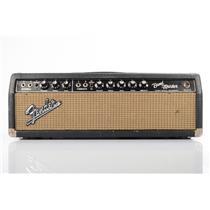 1965 Fender Bandmaster Tube Amplifier Amp Head Blackface AB763 Serviced #32064