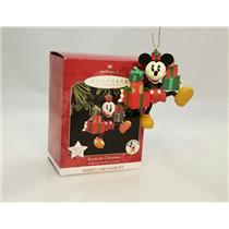 Hallmark Ornament 1998 Hallmark Archives #2 - Ready for Christmas - #QXD4006