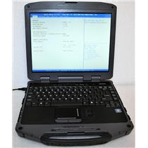"""General Dynamics Itronix GD8200 13.3""""Core i7 2655LE 2Ghz 8GB 500GB Rugged Laptop"""