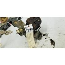 2000-2003 Ford F350, F250 7.3L powerstroke turbo and pedestal tag as12360