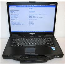 "Panasonic ToughBook MK3 CF-52P 15.4"" Core i3 2.13GHz 4GB 160GB Chrome Laptop"