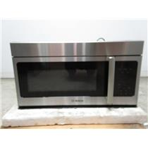 "Bosch 300 30"" 300 CFM Ventilation Over-the-Range Microwave Oven HMV3053U"