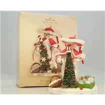 Hallmark Keepsake Club Ornament 2007 Decorating Snow Lady - #QXC7003