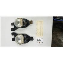 1999-2004 Ford F350/F250 fog lights and brackets tag as12256