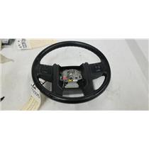 2011-2013 Ford F350 6.7L powerstroke Lariat steering wheel tag as12225