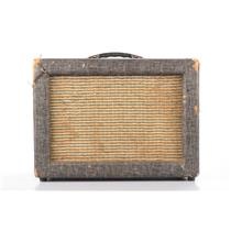 1960s Supro Super 1606 5W Tube Combo Guitar Amplifier Amp w/ Case #32254