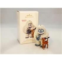 Hallmark Ornament 2010 A Star Is Born - Rudolph The Red Nosed Reindeer - QXI2193
