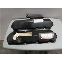1994.5 - 1997 FORD 7.3 L DIESEL VALVE COVERS ( LEFT / RIGHT ) WITH OIL CAP OEM