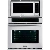 "Frigidaire Gallery Series 30"" Combination True Convection Wall Oven FGMC3065PF"