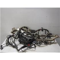 2008-2010 FORD F350 6.4 DIESEL ENGINE COMP WIRING HARNESS 8C3T12A581DH OEM 2038