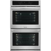 "Frigidaire Gallery Series 27"" Quick Preheat Double Electric Wall Oven FGET2765PF"