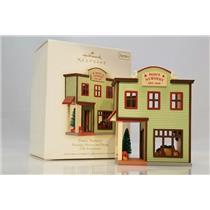 Hallmark Series Ornament 2008 Nostalgic Houses #25 - Don's Nursery - #QX7101