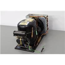 Copeland Hermetic (Reciprocating) Compressor ARF2-0025-IAA-200 w/ Comair Rotron