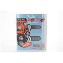 Fender Mod Shop SCN Samarium Cobalt Noiseless Telecaster Pickup Set of 2 #32296