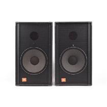 "2 JBL 4718A Professional SR Series II 18"" Subwoofer Sub Loudspeakers #32504"