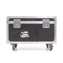 Kriz Kraft Small Audio Video Dual Monitor Trunk ATA Flight Road Case #32570