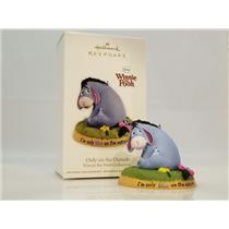 Hallmark Ornament 2012 Only on the Outside - Disney's Winnie the Pooh - #QXD1034