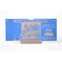 Aphex AX 610C Circuit C for Vintage Aural Exciter 402 602 602B 2020MKIII #32639