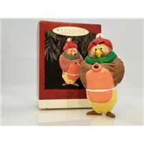 Hallmark Ornament 1993 Owl with Water Bottle - Winnie the Pooh - #QX5695-SDB