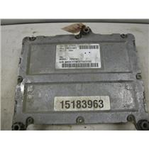 2001 - 2004 CHEVROLET GMC DURAMAX ALLISON TCU TCM TRANS MODULE 15183963 OEM