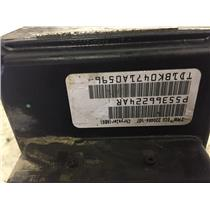 2010-2013 Dodge Ram 2500 3500 6.7L abs module and pump tag as13102 p55366224ar