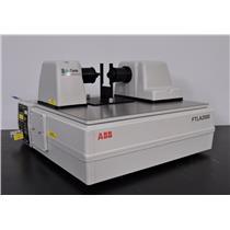 ABB Bomen FTLA2000 Analyzer Laboratory Spectrophotometer for Liquid Cell
