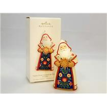 Hallmark Ornament 2007 Poland - Santa's From Around the World - #QXG7279-DB