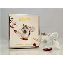 Carlton Ornament 2010 Rudolph the Red Nosed Reindeer - Crystal - #CXOR101X