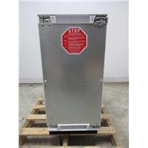 "Scotsman 15"" 26 lbs. Ice Storage Undercounter Gourmet Cubes Icemaker SCCG30MA1SU"
