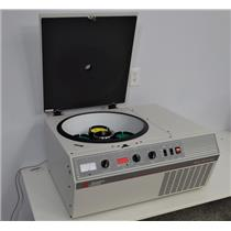 Beckman Coulter Allegra 6R Refrigerated Benchtop Centrifuge w/ Rotor & Buckets