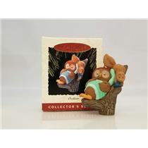 Hallmark Keepsake Series Ornament 1993 Owliver #2 - #QX5425-SDB