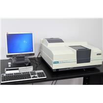 Agilent Varian Cary 300 Bio UV-Vis Spectrophotometer w/ PC & Cary WinUV Software