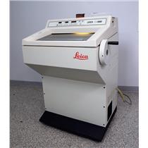 Leica CM1900 Cryostat Microtome Refrigerated Pathology Histology Laboratory