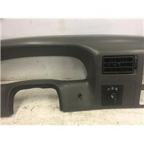 1999-2004 Ford F350/F250 GREY dash bezel tag# as13343