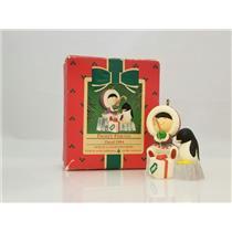Hallmark Keepsake Series Ornament 1984 Frosty Friends #5 - #QX4371-DBNT