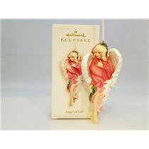 Hallmark Ornament 2006 Angel of Life Susan G. Komen Breast Cancer - #QXG2686-SDB