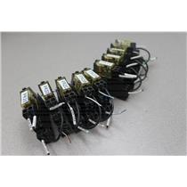 (Lot of 10) IDEC SJ2S-07L Sockets w/ Relays