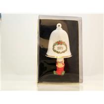 Hallmark Series Ornament 1979 The Bellringers #1 - Bell Ringer Elf - #QX1479-DB