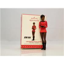 Hallmark Series Ornament 2015 Star Trek #6 - Lieutenant Nyota Uhura - #QX9227-DB