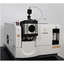 Varian 320-MS LC/MS Quadrupole Mass Spectrometer Chromatography