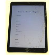 """Apple iPad Air 2 A1566 A8X 9.7"""" 1.5GHz 16GB MGLW2LL/A WiFi Model"""